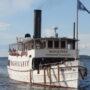 Information om ångfartyget Mariefred
